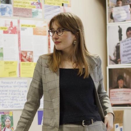 Наталья Баранова, главред сайта Теплицы социальных технологий