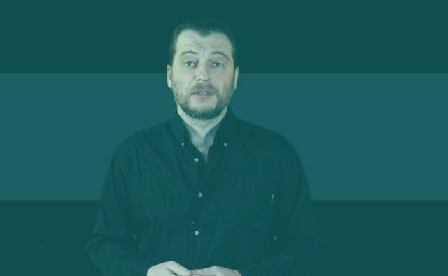 Владимир Ломов, режиссёр. Изображение: фрагмент видеоурока