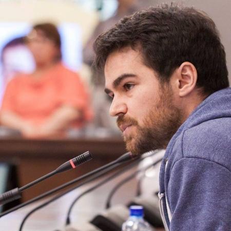 Василий Хорошилов. Фото из соцсетей спикера