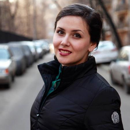 Анастасия Ефимова. Фото из соцсетей спикера