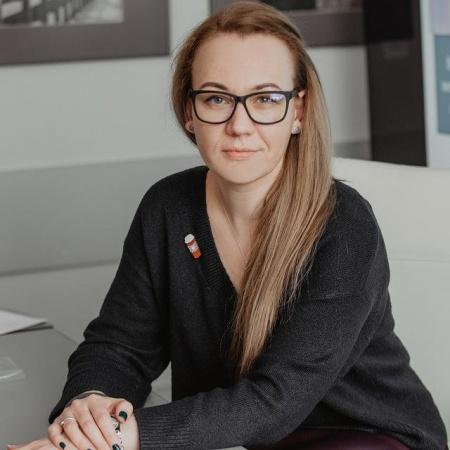 Светлана Кузеванова. Фото из соцсетей спикера